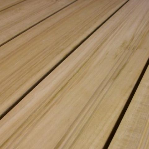 Terrassendiele eucalyptus globulus 26x110mm geriff Terrassenzubehor deko